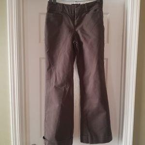 Brown, Banana Republic pants